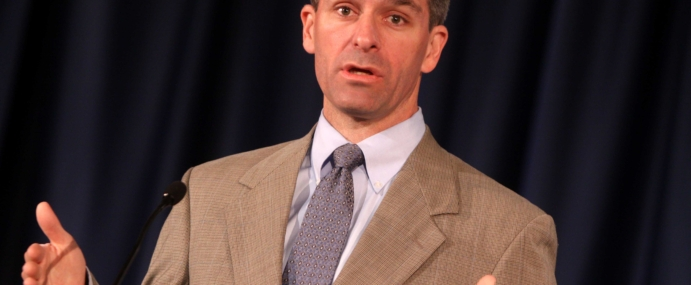 Koch-backed group gives big to Cuccinelli in Virginia